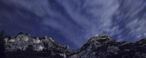 Le jour de la nuit en Luberon