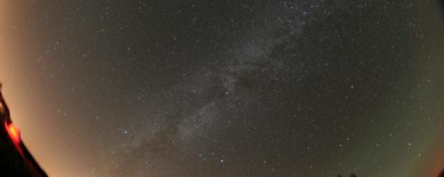 Voûte étoilée