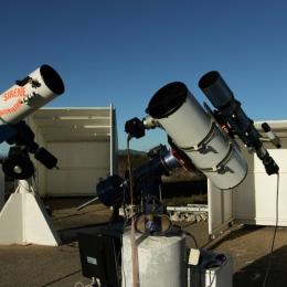 Télescopes de 200 mm et 400 mm
