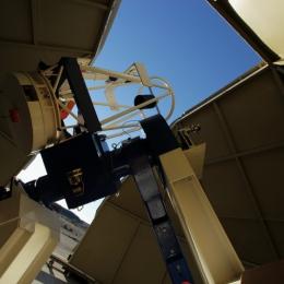 Télescope de 635 mm