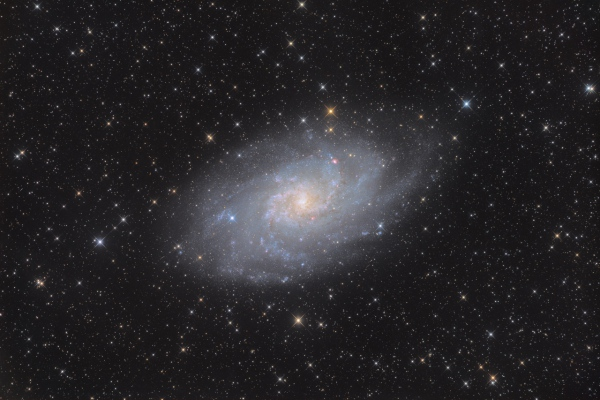 M 33, la galaxie du Triangle