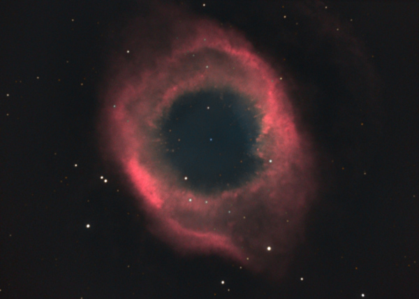 NGC 7293, la nébuleuse Hélix