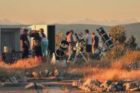 Les télescopes n'attendent plus que vous !