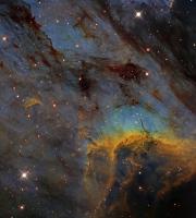 IC 5070, la nébuleuse du pélican