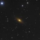 Galaxie NGC 7814